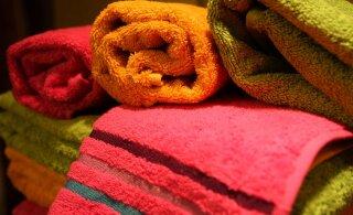 Kas tead, kui tihti peaks tegelikult rätikuid pesema ja miks?