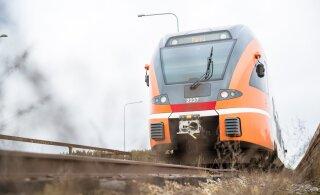 Ремонт переезда в Кехра повлияет на расписания отдельных поездов