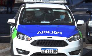 Relvastatud röövlitele vastu hakanud ning kuuli rindu saanud Argentina vabavõitleja pääses imekombel suuremate vigastusteta