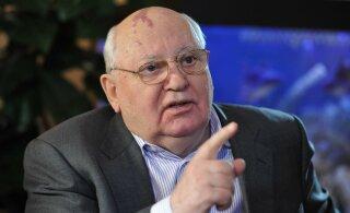 Горбачев позволил говорить вслух то, о чем мы шептались на кухнях