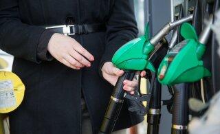 Neste konkurentidele: sellist hirmu etanooliga bensiini ees, nagu on Eestis, mujal riikides ei ole