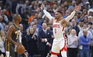 Seitse NBA play-off'i avaringi paari on teada