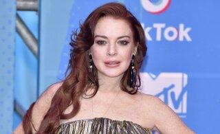Lindsay Lohani püüdlus printsessiks saada nurjus: me läksime täna lahku!