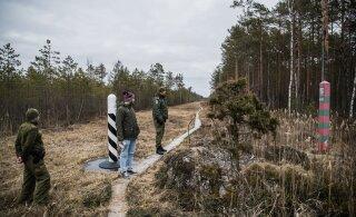 Kas Eesti piir on auklik? Setumaal on piirivalve mures, veerand valvatavast alast on raskesti ligipääsetav