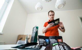 В ожидании большого кризиса бизнесмен из Ласнамяэ запасся сухпайками НАТО