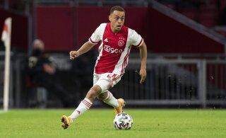 Barcelona ostis Amsterdami Ajaxi jalgpalluri