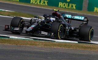 VIDEO | Bottas võitis Silverstone'is kvalifikatsiooni, Hülkenberg kolmas!