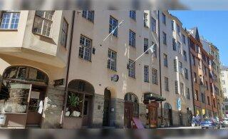 Эстонский дом в Стокгольме превратился в яблоко раздора. Дело дошло до суда