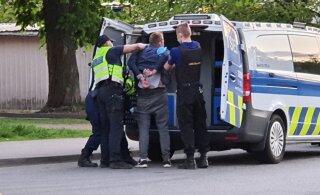ВИДЕО | Читатель RusDelfi заподозрил в обыске сексуальное домогательство? Отвечает эстонская полиция