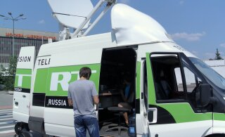 Москва готовит ответ на ограничение вещания RT в странах Балтии