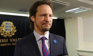 VIDEO | Sotsiaaldemokraatide esimehe kohale tõotab tulla kibe konkurents. Indrek Saar veel kandideerimist ei kinnita