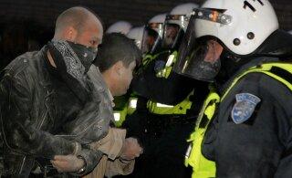 Чтобы не допустить вторую Бронзовую ночь. У полиции появится свой резерв в 700 человек за 20 млн евро