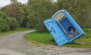 ФОТО | Смотрите, какой ущерб причинил шторм по всей Эстонии