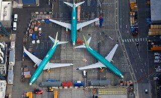 Boeing koonerdas õnnetuslennukite mudelit luues kõiges, kus vähegi võimalik