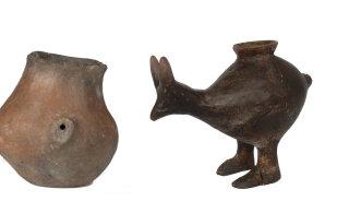 Muistsed lutipudelid: ka mitu tuhat aastat tagasi jõid lapsed loomapiima