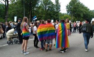 Каждый второй в Эстонии нормально относится к однополым бракам