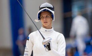 Võistlusnäljas Katrina Lehis: treeningutel laotud põhi on nii paks, et tahaks selle enda jaoks välja lasta