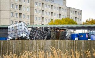 В Таллинне пройдут рейды по сбору опасных отходов