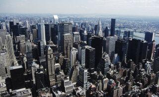 В Нью-Йорке хотят запретить возведение новых стеклянных небоскребов