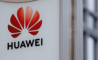 Sahinad said kinnituse: Hiina tehnoloogiagigant Huawei asutab Eestis ettevõtte
