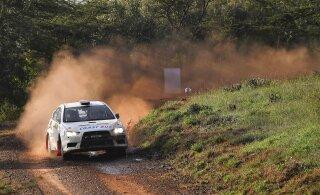Asi kindel: Keenia Safari rallit juulis ei toimu