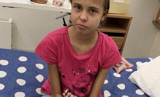 Neeruhaiguse tõttu ratastooli aheldatud 17aastane Katerina vajab abi!