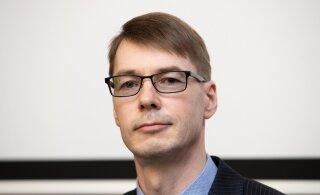 Jääknähtudega rooli istunud EKRE ministrikandidaat Marti Kuusik ületas ka kiirust