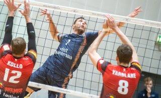 FOTOD | Saaremaa Võrkpalliklubi kinkis Selverile kolmanda järjestikuse kaotuse