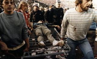 VIDEO | Möödub 35 aastat Brüsseli Heyseli staadioni katastroofist, mis nõudis 39 jalgpallifänni elu