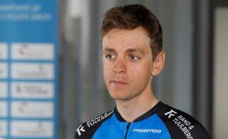 Tanel Kangert alustas Prantsusmaal 17. kohaga