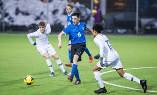 Eesti jalgpallinoored alistasid ka Leedu ja võitsid UEFA sõprusturniiri täiseduga
