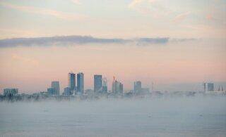 FOTOD   Uus külmarekord löödud: hommikul paukus 25-kraadine pakane