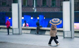 Järgnevad päevad toovad heitliku ilma: vihmahood vahelduvad kuivade hetkedega, uuel nädalal läheb jahedamaks