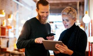 Предприниматель может обратиться в Swedbank для финансирования даже одного счёта