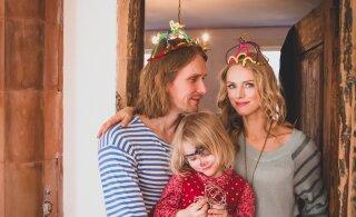 Kristiina Ehin kärgpereks kasvamisest: kui oled õnnelikus suhtes ja sünnib laps, on kõik nii-nii palju kergem