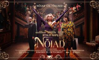 """Filmiguru annab võimaluse Roald Dahli """"Nõiad"""" enne teisi ära vaadata!"""