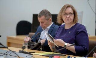 Парламентская комиссия: Мартин Хельме не понимает, что его деятельность вредит Эстонии