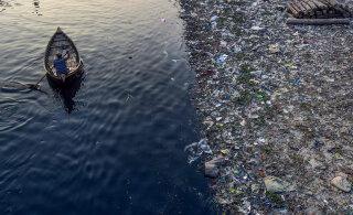 Китай запретит использовать пластиковые пакеты и трубочки