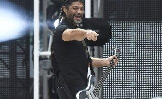 Metallica призывает фанатов присылать фотографии с концерта в Тарту