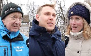 VIDEO   Piilume moonakottidesse! Vaata, kuidas ja millega tipp-poliitikud lihtrahvale muljet avaldada üritavad