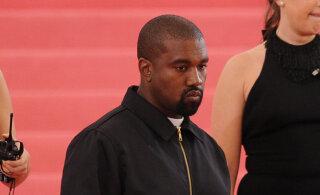 Tüli mõmmi pärast! Kanye West kahetseb tänaseni üht mõttetut nähvamist emale