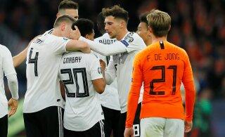 Экс-чемпион мира Германия назвала состав на матч с Эстонией