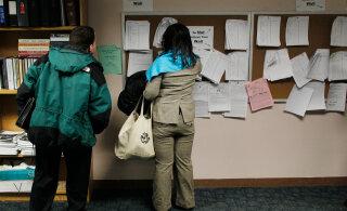 USA töötute arv kasvas nädalaga 6,6 miljoni inimese võrra