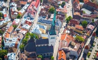 Таллинну угрожает социальная и пространственная сегрегация. Среди причин — высокие цены на недвижимость и новострой