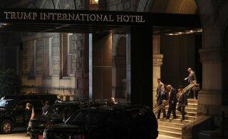Tulus teenimisvõimalus: Trumpi Washingtoni hotell on valimisõhtuks täielikult välja müüdud