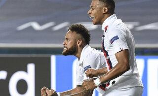 Neymar: me ei mõelnud kordagi väljalangemisele