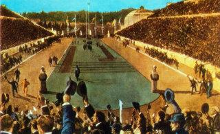 Täna 124 aastat tagasi avati esimesed moodsad olümpiamängud, ainsat eestlast tabas ebaõnn