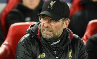 Liverpool ja Bayern jätsid otsad lahtiseks