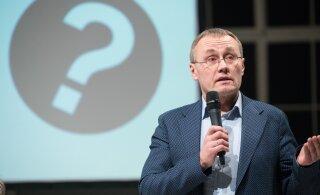 Urmo Soonvald: Tõnis Lukase isamaalised 500 000 eurot ehk ministri olümpiasoolo majanduskriisi kattevarjus