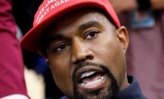 Kanye Westi presidendikanditatuuri taga võivad olla vaimsed häired